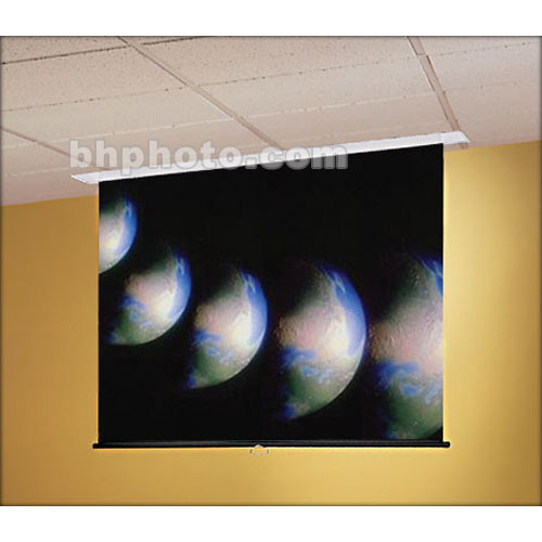 "Draper 203093 Access/Series M Manual Front Projection Screen (56x104"")"