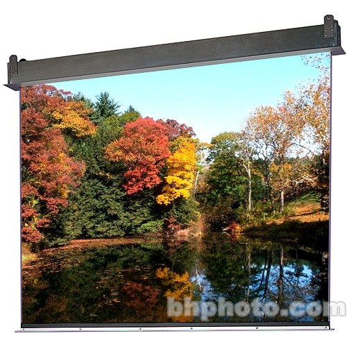 "Draper 205061 Apex Manual Projection Screen (52 x 92"")"