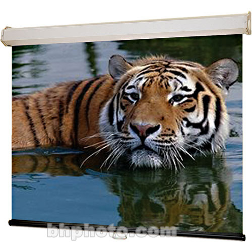 "Draper 206085 Luma 2 Manual Front Projection Screen (52x92"")"