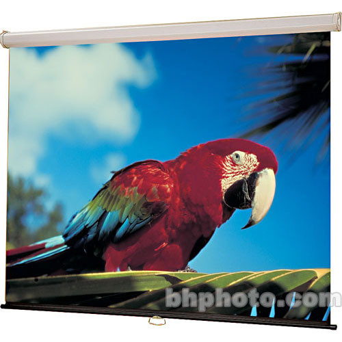 "Draper 207092 Luma Manual Projection Screen (36 x 64"")"