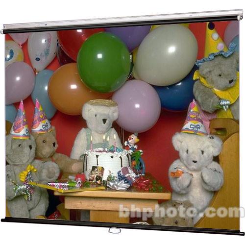 """Draper V-Screen - 108 x 108"""" - Matte White"""