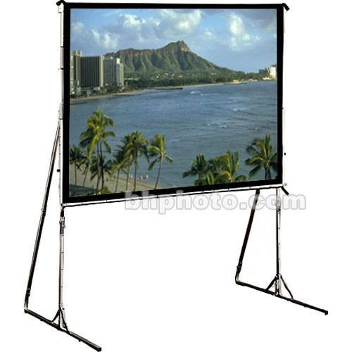 Draper 218099 Cinefold Folding Portable Projection Screen with Heavy Duty Anti-Sway Legs (8 x 8')