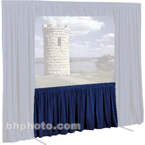 "Draper Skirt for Cinefold 104x104"" Portable Projection Screen"