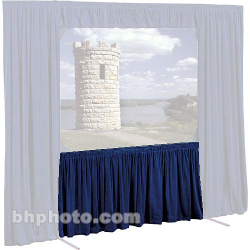"Draper Skirt for Cinefold 86x116"" Portable Projection Screen"