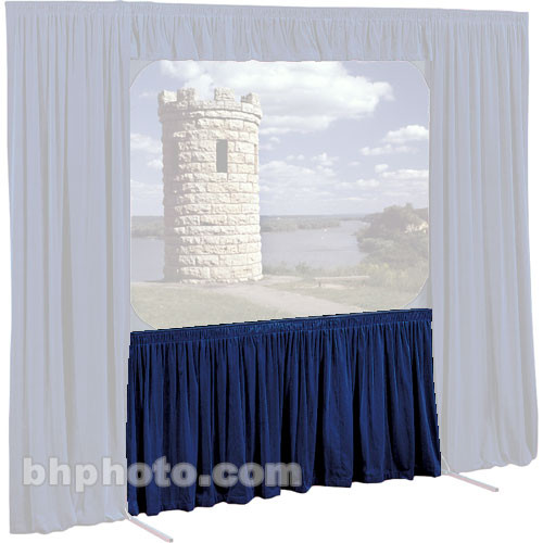 "Draper Skirt for Cinefold 68x104"" Portable Projection Screen"