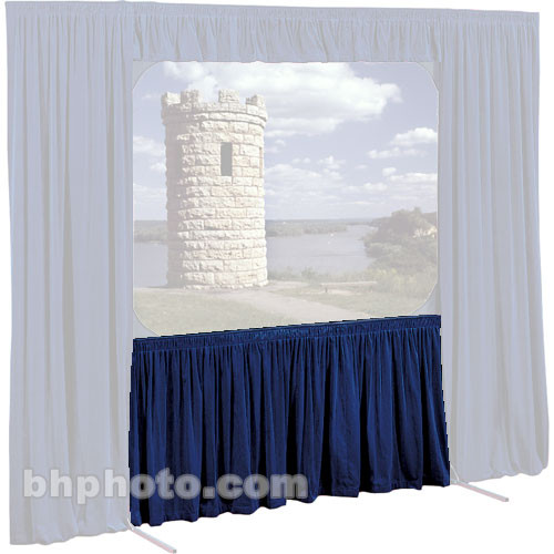 "Draper Skirt for Cinefold 80x122"" Portable Projection Screen"