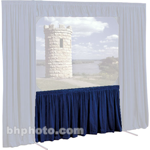 "Draper Skirt for Cinefold 92x140"" Portable Projection Screen"