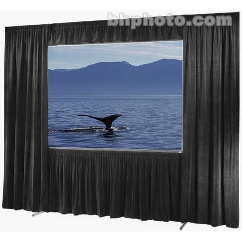 "Draper Drapes for the 108 x 192"" Ultimate Folding Screen"