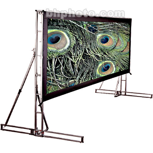 Draper 221002 Truss-Style Cinefold Projection Screen (9 x 9')