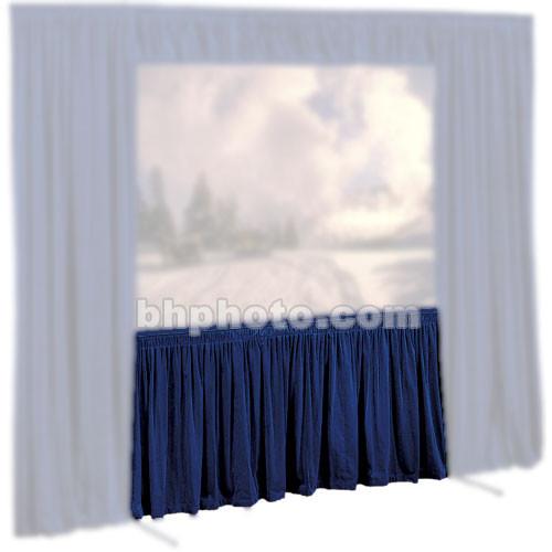 Draper Skirt for Cinefold Truss Projection Screen - 15 x 20'