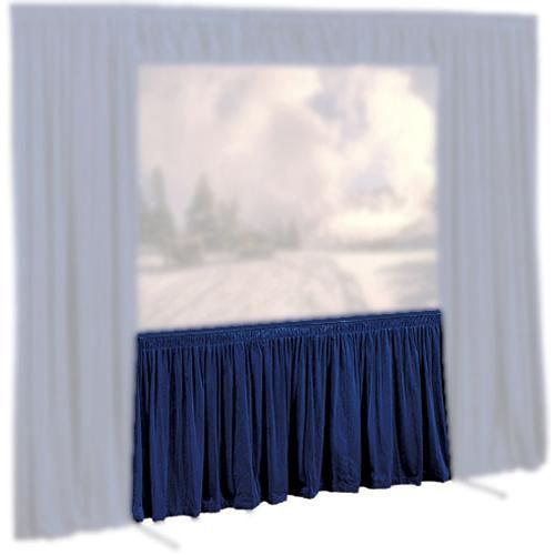 "Draper 222161 Skirt for the Cinefold Truss Projection Screen (13'6""x24')"