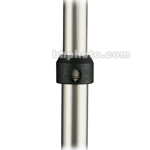 Draper Telescopic Uprights with Slip-Lok Feature - Extends 3-5'