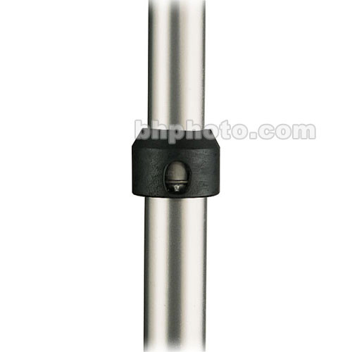 Draper Telescopic Uprights with Slip-Lok Feature - Extends 9-16'