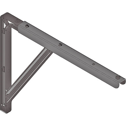 Draper Adjustable Wall Brackets