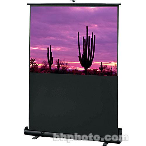 "Draper 230005 Road Warrior Portable Projection Screen (27 x 48"")"