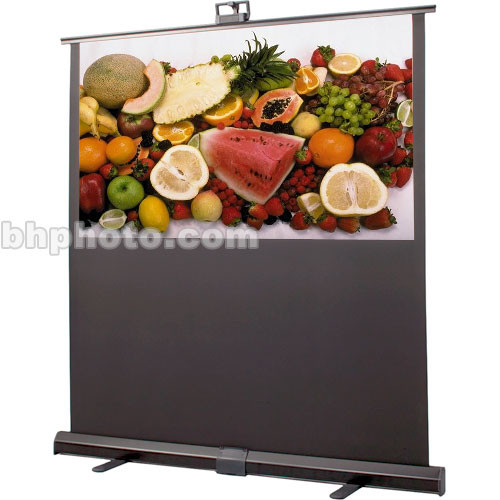 "Draper Piper Portable Projection Screen - 36 x 48"" - Matte White"