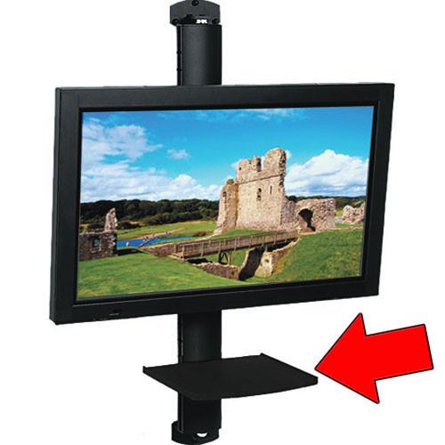 Draper Optional Large Camera Shelf (Black)