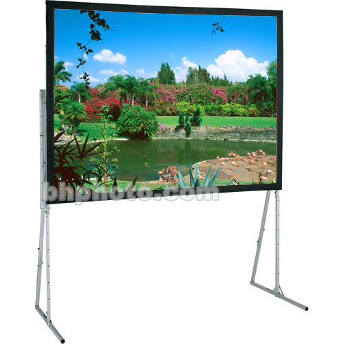 "Draper 84.5 x 114.5"" 4:3 Ultimate Folding Screen with Matt White XT1000V Surface"