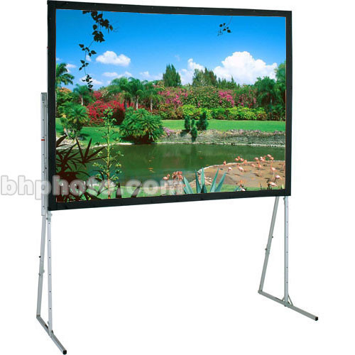 "Draper 90.5 x 138.5"" 1.48:1 Ultimate Folding Projection Screen with CineFlex CH1200V Projection Surface"
