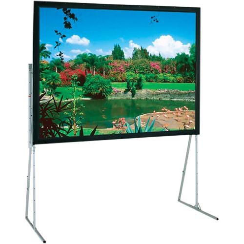 "Draper 50.5 x 80.75"" 16:10 Ultimate Folding Screen with CineFlex CH1200V Surface"