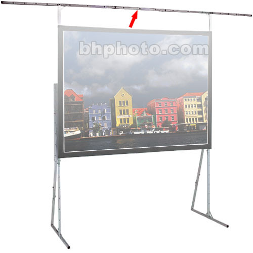 "Draper Valence Bar for 108x192"" Ultimate Folding Portable Projection Screen"