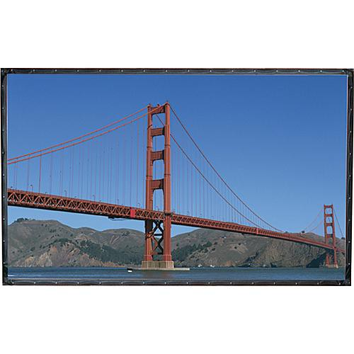 "Draper 252244  Clarion Fixed Frame Front Projection Screen (45 x 105.75"")"