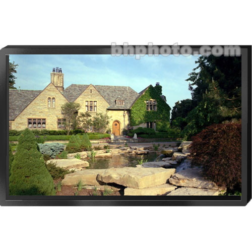 "Draper 253059 ShadowBox Clarion Fixed Projection Screen (54 x 72"")"