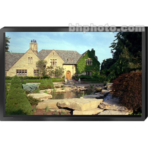 "Draper 253081 ShadowBox Clarion Fixed Projection Screen (47 x 63"")"