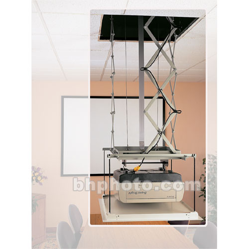 Draper Scissor Lift - Extends from 10-1/8 - 23.5""