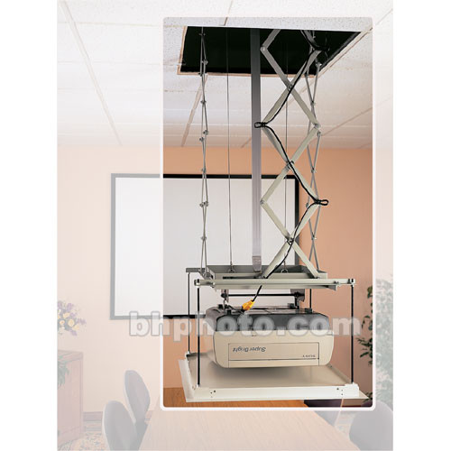 Draper Scissor Lift - Extends from 14-1/8 - 23.5""