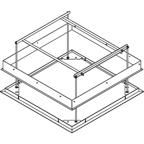 Draper Ceiling Finish Trim Kit
