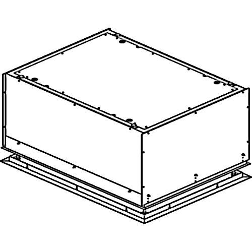 Draper Plenum Housing for Orbiter Model A Projector Lift