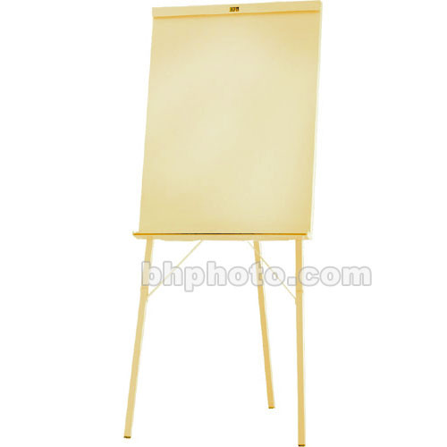 Draper Gold Anodized Paper Pad Easel, DR550