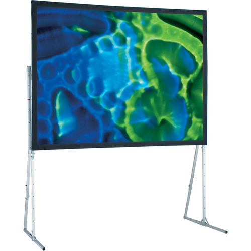"Draper 381057 Ultimate Folding Projection Screen (98 x 128"", European Format)"