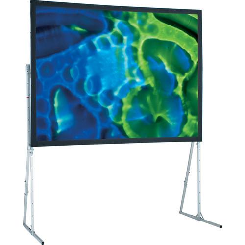 """Draper 381060 Ultimate Folding Projection Screen (122 x 160"""", European Format)"""