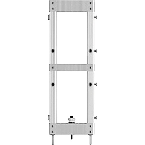 """Draper 383001 StageScreen Section ONLY (24 x 8"""", Silver)"""