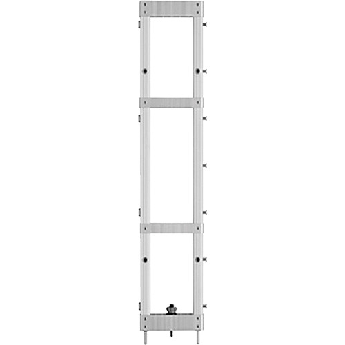 """Draper 383003 StageScreen Section ONLY (42 x 8"""", Silver)"""