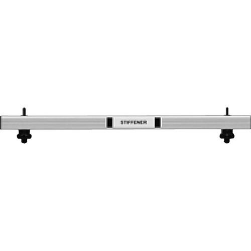 "Draper 383009 StageScreen Single Bar Stiffener (2 x 22"", Silver)"