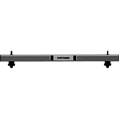 """Draper 383481 StageScreen Single Bar Stiffener (2 x 22"""", Black)"""