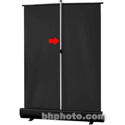 """Draper Telescopic Upright Pole for Screens Over 60"""""""