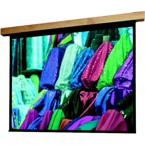"Draper Artisan/Series E Motorized Projection Screen (52 x 92"")"