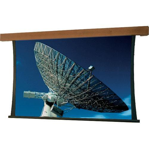 "Draper Artisan/Series V Motorized Projection Screen (96 x 96"")"