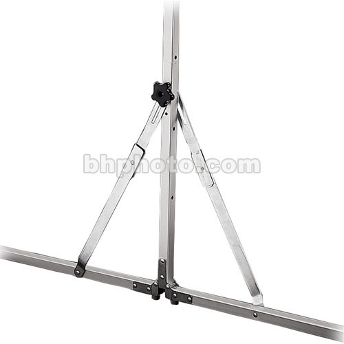 Draper Heavy-Duty Legs for Ultimate Folding Screen Portable Projection Screens