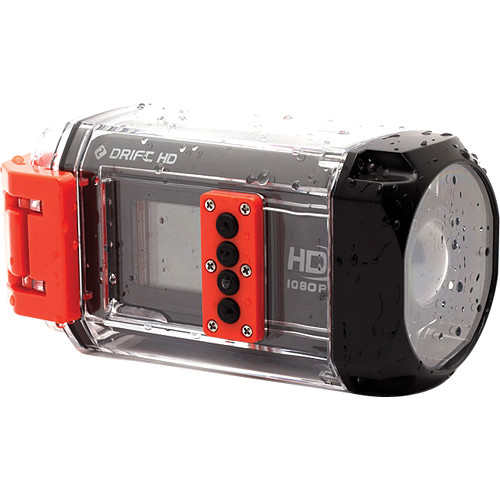 Drift HD Waterproof Case For Drift HD / HD720