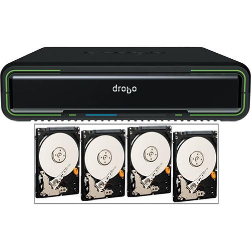 Drobo 4TB (4x1TB) Drobo Mini Kit