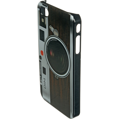 Drop it Modern Snap iPhone 4 Case (Woodgrain)