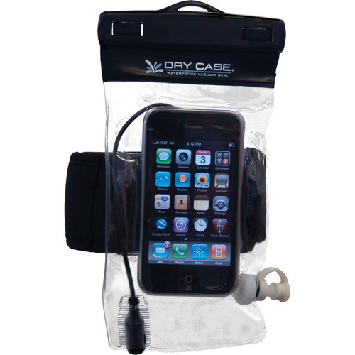 Dry CASE Waterproof Phone, Camera and Music Player Case