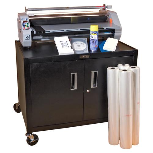 """Dry Lam 27STA 27"""" Digital Roller Laminator System"""