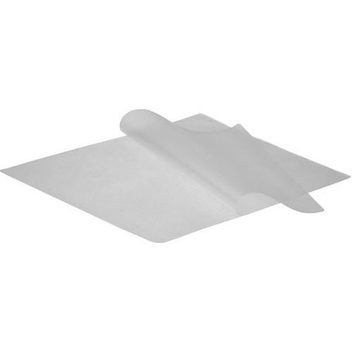 """Dry Lam 1-Sided Jumbo Laminating Pouch - 3 x 4-1/8"""" - 7 mil - Includes Two Carriers - Box of 100"""