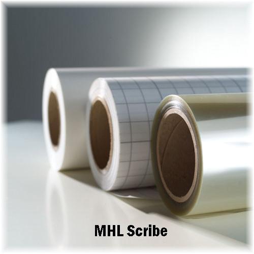 "Drytac MHL Scribe Dry-Erase Gloss Laminating Film (25.0"" x 500.0')"